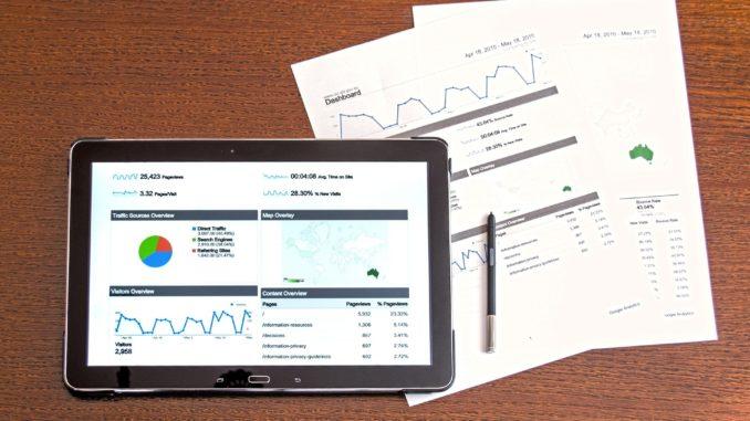 Gráficos y cuentas al invertir en Solana en 2021